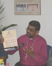 The Most Revd Gerald James (Ian) Ernest , Indian Ocean