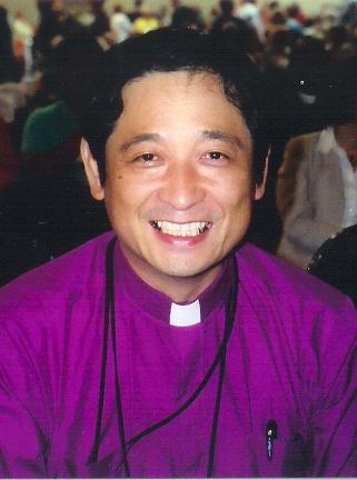The Most Revd Nathaniel Makoto Uematsu, Japan