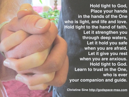 Hold Tight to God