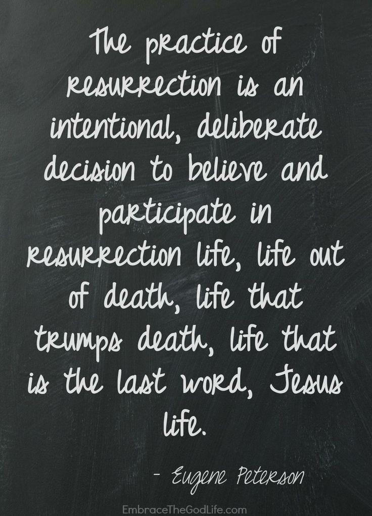 Resurrection Quotes 5