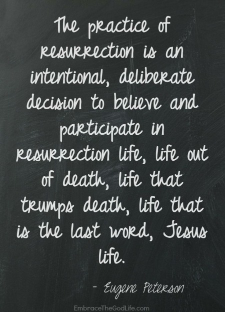 Practice-of-Resurrection