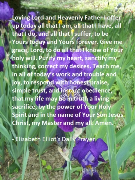 Elisabeth_Elliot_Prayer